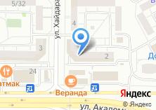 Компания «РИК-Строй» на карте