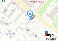 Компания «Служба доставки пенсий Советского района» на карте