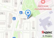 Компания «Клад» на карте