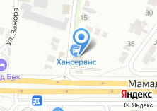 Компания «СКА-Эксперт» на карте