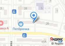 Компания «Прогресс Сервис Групп» на карте
