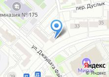 Компания «ТОП-Сервис» на карте