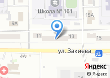 Компания «Городская поликлиника №20» на карте