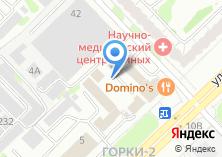 Компания «Auto Elit» на карте