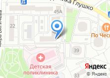 Компания «ТОК СЕРВИС» на карте