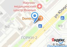 Компания «ЭнергоСервис Приволжский» на карте