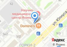 Компания «Капелька» на карте