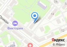 Компания «Nika Art» на карте