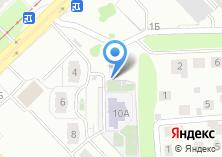 Компания «Автостоянка на Комиссара Габишева» на карте