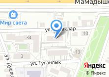 Компания «БелТрак» на карте