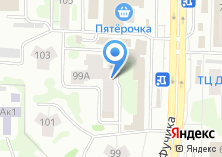 Компания «Мажор» на карте
