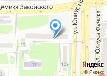 Компания «Квартирное бюро» на карте