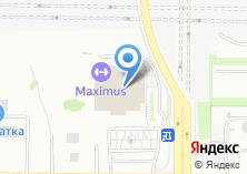 Компания «Банкомат АК БАРС БАНК» на карте