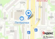 Компания «ДеньгиСразу» на карте