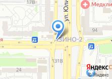 Компания «Киоск по ремонту часов» на карте