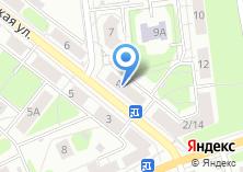 Компания «Динар и Ко» на карте