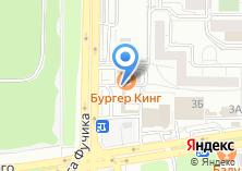 Компания «Автостоянка на Академика Завойского» на карте
