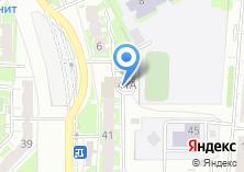 Компания «ОПТИДОМ» на карте