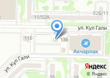 Компания «ЗАПЧАСТИ И РЕМОНТ БЫТОВОЙ ТЕХНИКИ» на карте