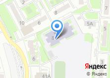 Компания «Средняя общеобразовательная школа №169» на карте
