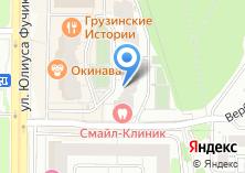 Компания «Смайл-Клиник» на карте