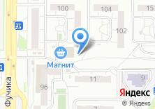 Компания «Солнечный Магадан» на карте