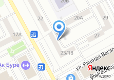 Компания «Магазин трикотажа» на карте