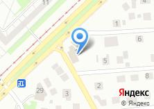 Компания «Строймагазин» на карте
