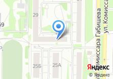 Компания «Витал» на карте