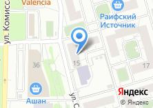 Компания «Строящийся жилой дом по ул. Салиха Батыева» на карте