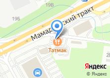 Компания «Салон цветов и салютов» на карте