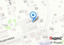 Компания «Строящийся жилой дом по ул. Дмитрия Менделеева» на карте