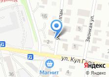 Компания «АвтоКруиз» на карте