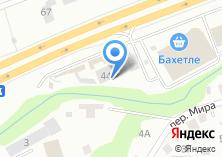 Компания «Tara116.ru» на карте