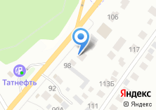 Компания «Казанский Камень» на карте