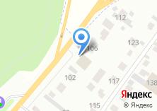 Компания «Алтынчэч» на карте