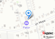 Компания «Fatyr» на карте