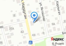 Компания «Гидроремстрой» на карте