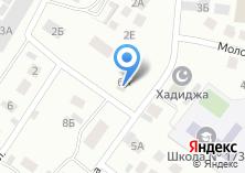 Компания «Почтовое отделение №129» на карте