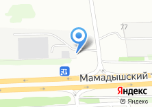Компания «Альма» на карте