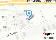 Компания «КЛАКСОН» на карте