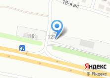 Компания «Улица Строителей магазин строительных материалов» на карте