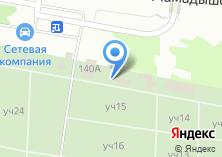 Компания «Самосыровское кладбище» на карте