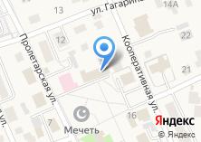 Компания «Бюро технической инвентаризиции» на карте