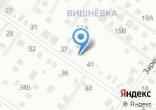 Компания «Вишневка» на карте