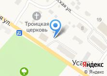 Компания «Храм в честь Пресвятой Троицы» на карте