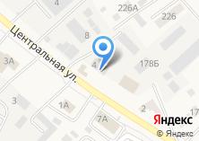 Компания «Волгакар» на карте