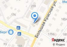 Компания «Магазин строительных материалов» на карте