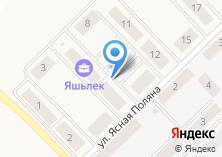 Компания «Микрорайон Яшьлек» на карте