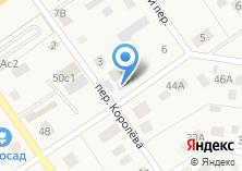 Компания «Аква-Стиль» на карте